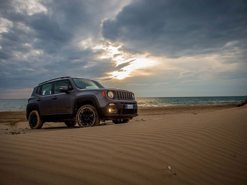 Jeep Renegade Night Eagle Jeep Renegade