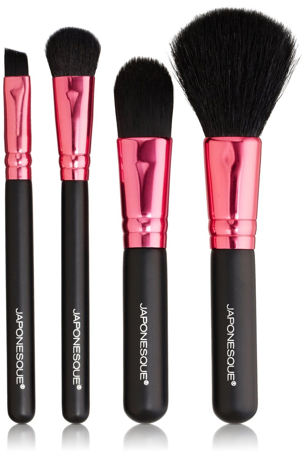 JAPONESQUE Essential Brush Set Beauty (With