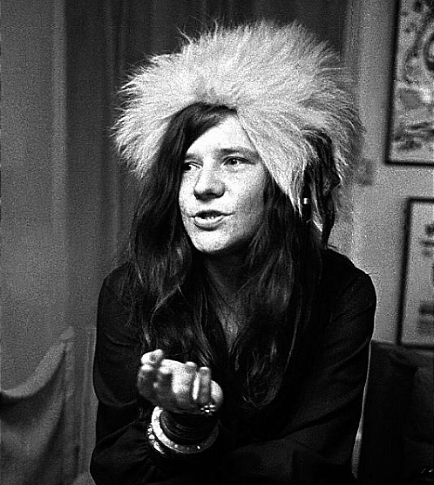 Janis Hotel Chelsea Nyc. 1968. David
