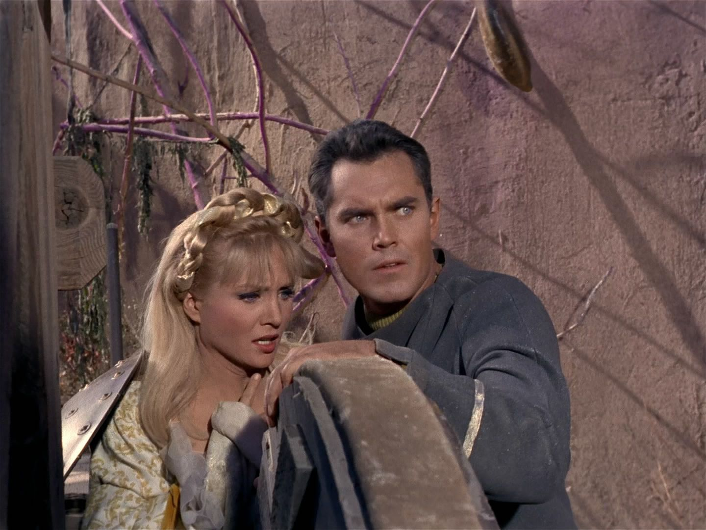 """John Kenneth Muir's Reflections on Cult Movies and Classic TV: Star Trek 50th Anniversary Blogging: """"The Menagerie"""" (November 17 and 24, 1966)"""