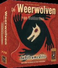 De Weerwolven van Wakkerdam: Jubileumeditie | Ontdek jouw perfecte spel! - Gezelschapsspel.info