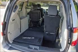 Image result for minivan interior back view