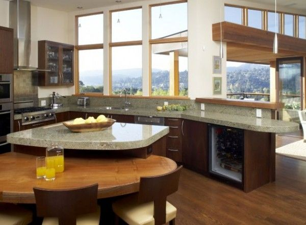 Kitchen Islands Freshome readers tell us about your ideal kitchen
