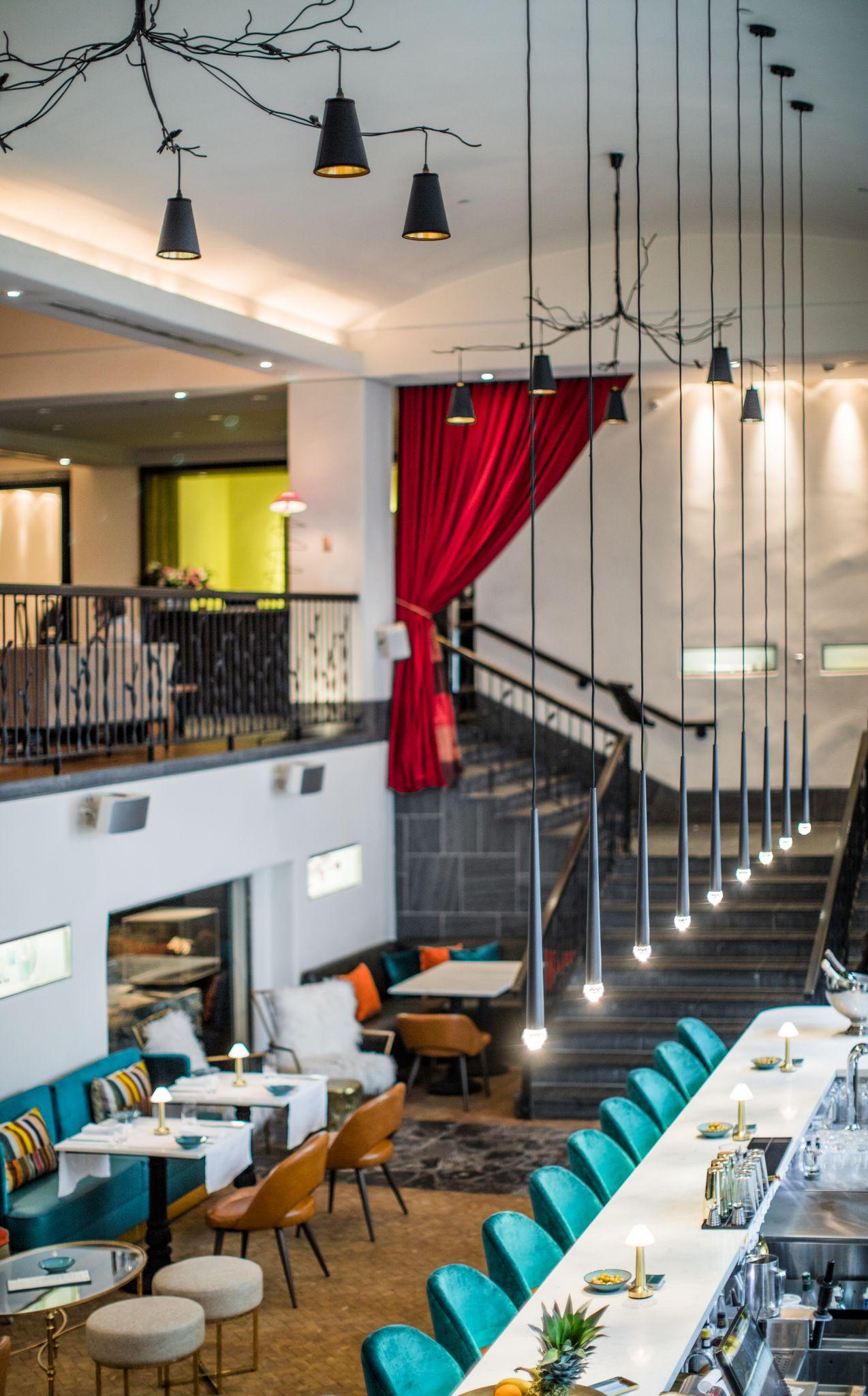 Epingle Par Auberge Saint Antoine Sur Artefact Bar Hotel De Luxe Quebec