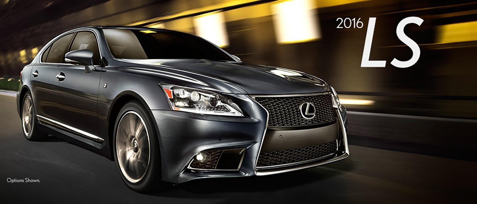 2016 Lexus Ls Hero Lexus Ls Lexus Ls 460 Lexus