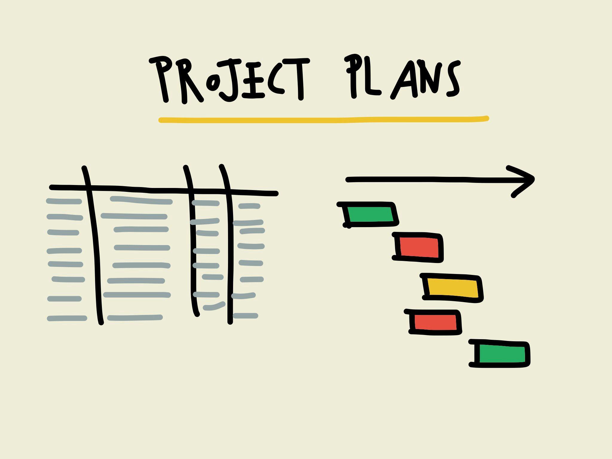 Gantt charts make project plans clearer pictures pinterest explore gantt chart project management and more nvjuhfo Choice Image