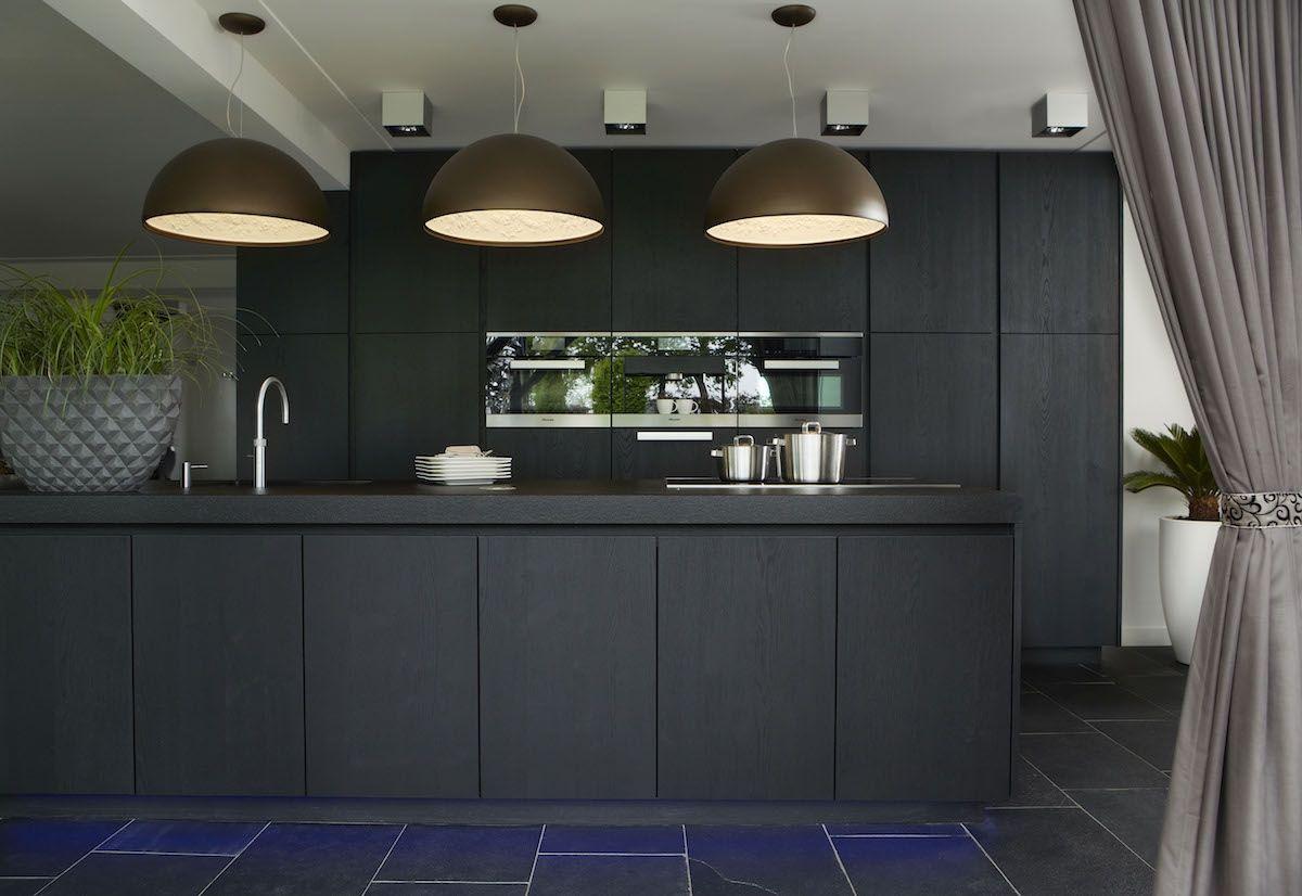 Ikea Keuken Zwart Classic Hous Zwarte Houten Keuken Woonkamer Zwarte