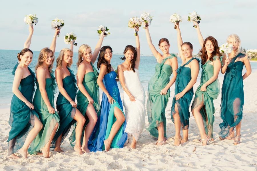 Destination Wedding Colors Destination Wedding Photographer
