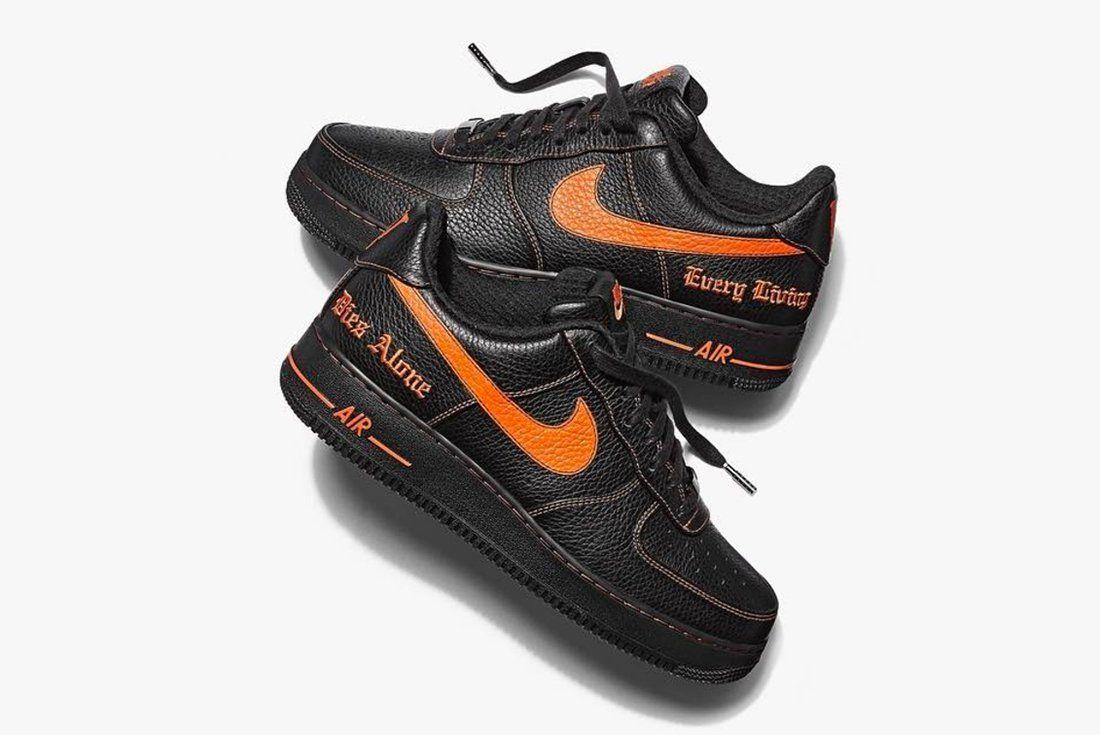 VLONE x NIKE AIR FORCE 1 | Nike, Nike air, Fashion pumps
