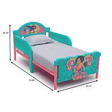 Disney Princess Elena of Avalor 3D Toddler Bed (con ...