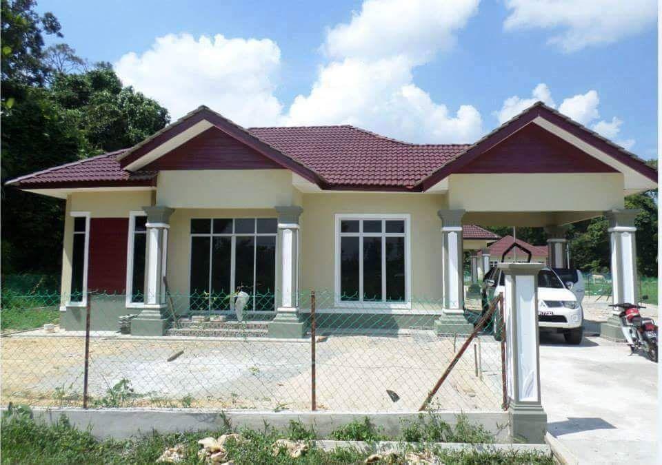 Banglo Murah Mampu Milik Taman Peringat Putra Kg Wakaf Tok Wali Kb Lokasi 500m Dari Jalan Utama Pasir Tumboh Lilingi Kediaman
