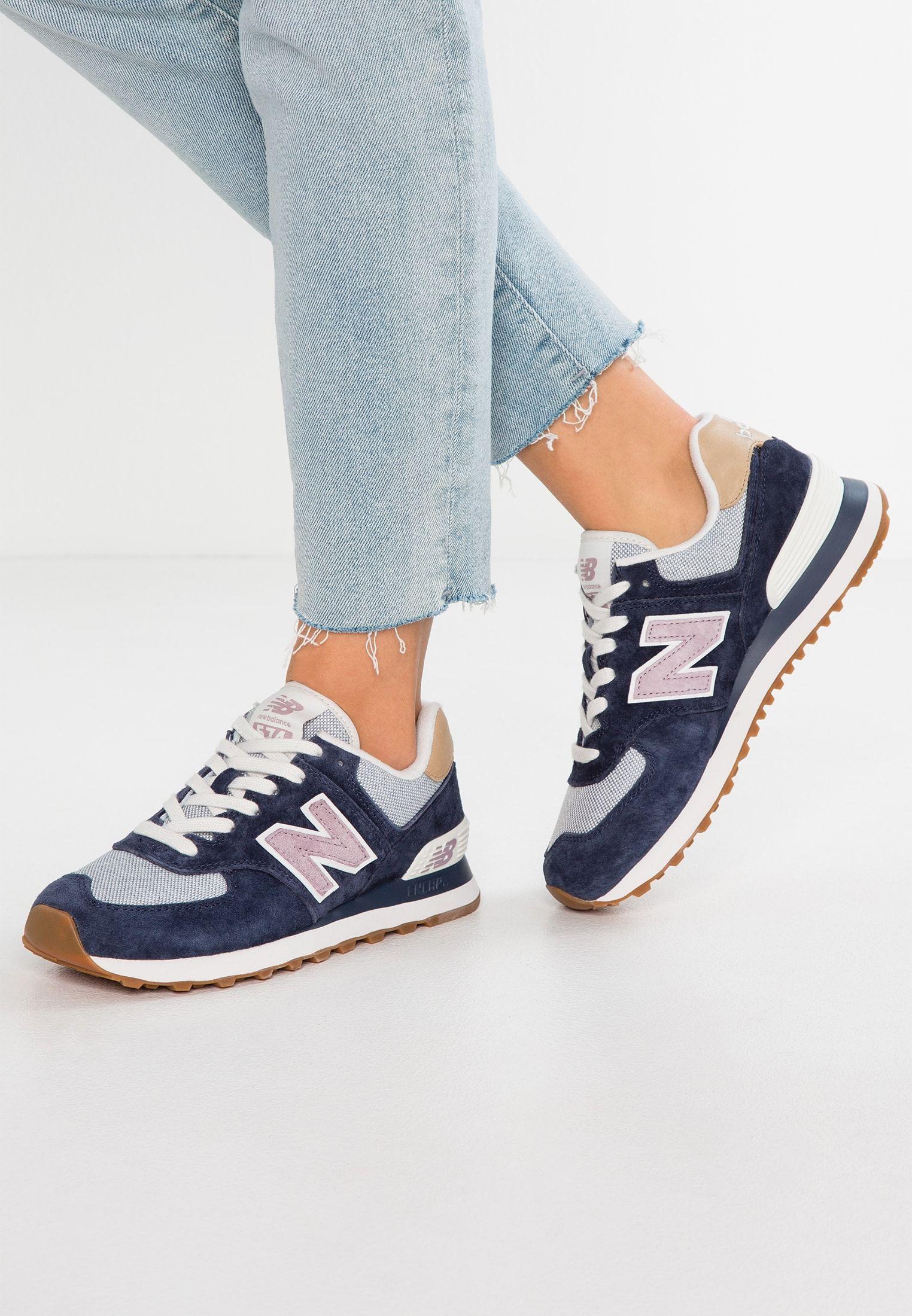 New Balance WL574 - Sneakers laag