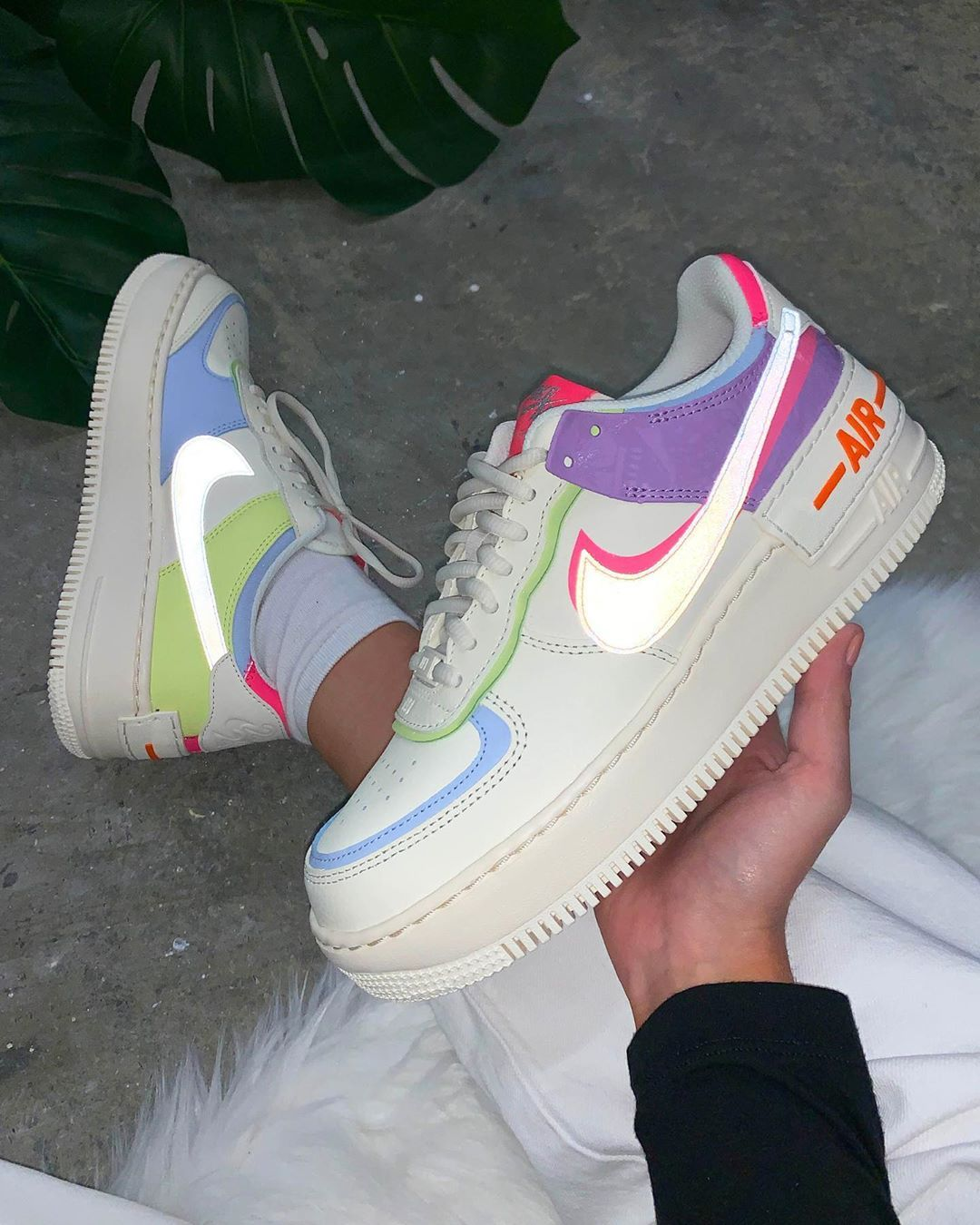 Nike Air Force 1 Shadow Fit