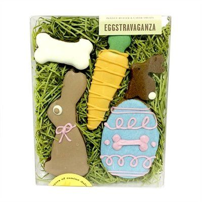 Eggstravaganza easter dog treats fun pets pinterest dog check out these easter gifts for dogs and turn your ordinary pup into a haute dog for easter negle Images