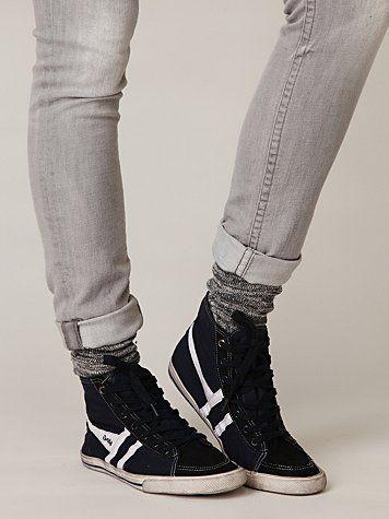 gola shoes high tops