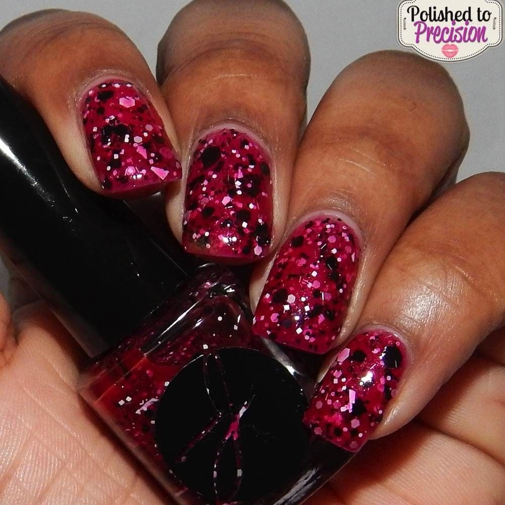 Image of Son Of A Nutcracker  Done by: Tiffany http://www.polishedtoprecision.com/2014/12/jior-couture-merry-movie-collection.html