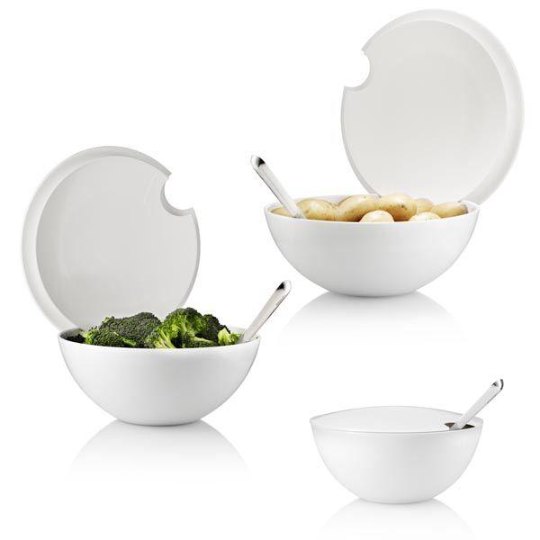 Eva Solo Lidded Bowl Kase by Qtoo İskandinav Tasarım Mutfak Eşyaları