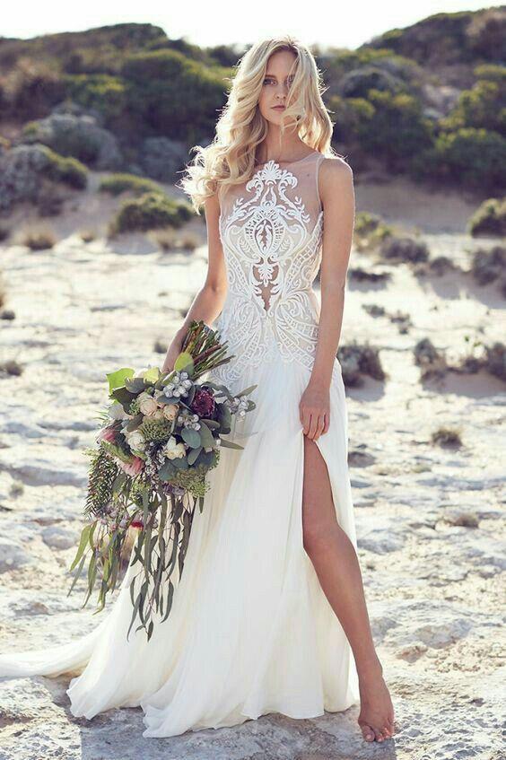 Pin von Gerry Golia auf Beautiful Lace Wedding Dress   Pinterest