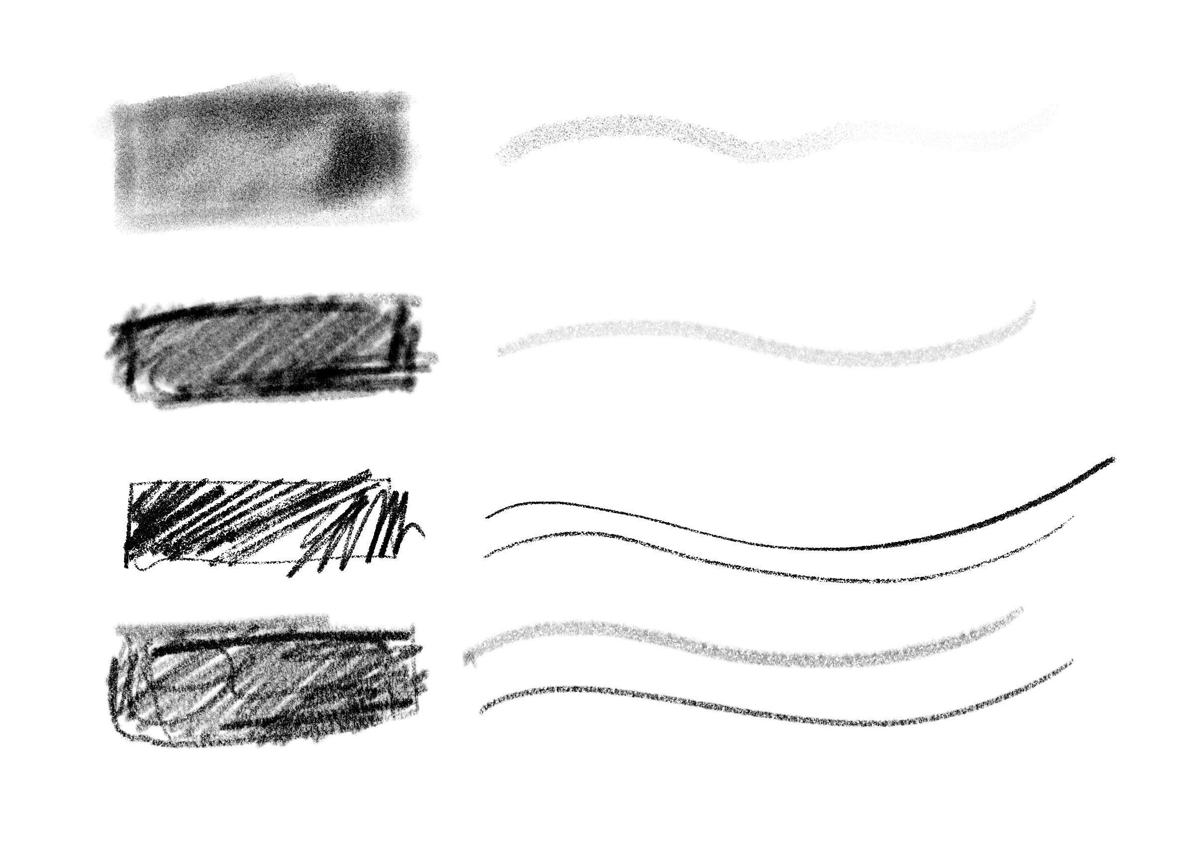 the sketcher collection brushes #digital#sketchbook#world#easy
