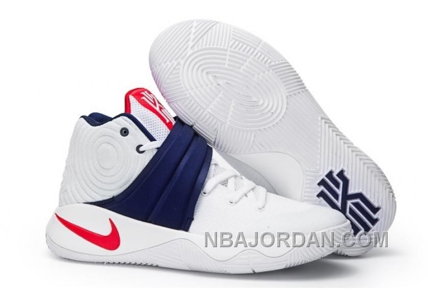low priced b838d 2690e ... coupon for buy nike kyrie 2 independence day usa white university red  deep royal blue from