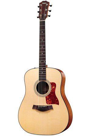 Taylor 110e Review Acoustics Under 1000 Review Series Acoustic Guitar Acoustic Guitar