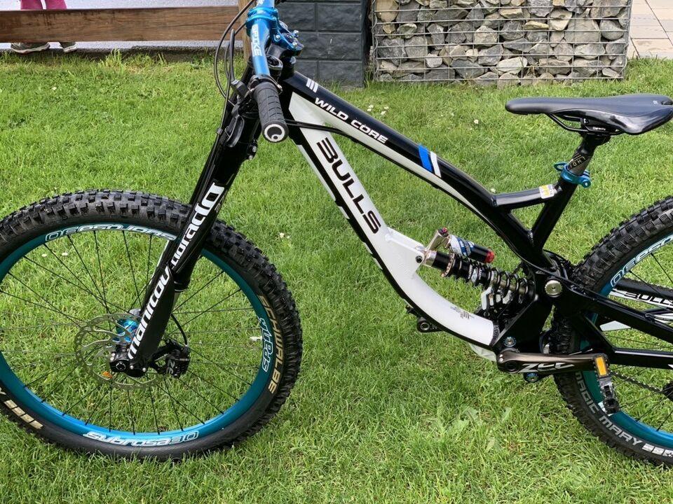 Bulls Wild Core Neu Downhill Bike Mountainbike Freeride Grosse S In