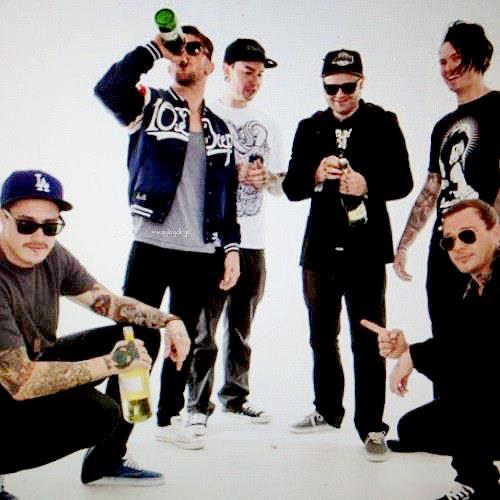 Da Boyz <3