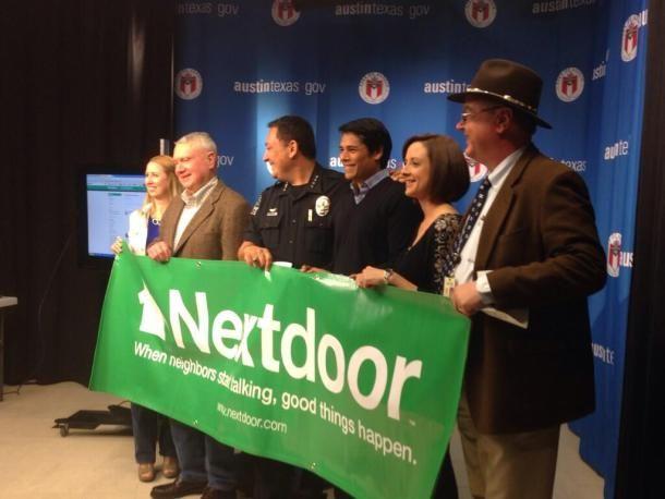 Austin, TX Police Department Join Nextdoor Travis county