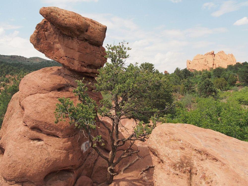 Hiking, biking, & climbing Garden of the Gods, Colorado