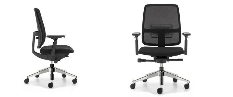 Comforto 29 Office Chair Haworth Furniture And Adaptable Workplaces In Europe