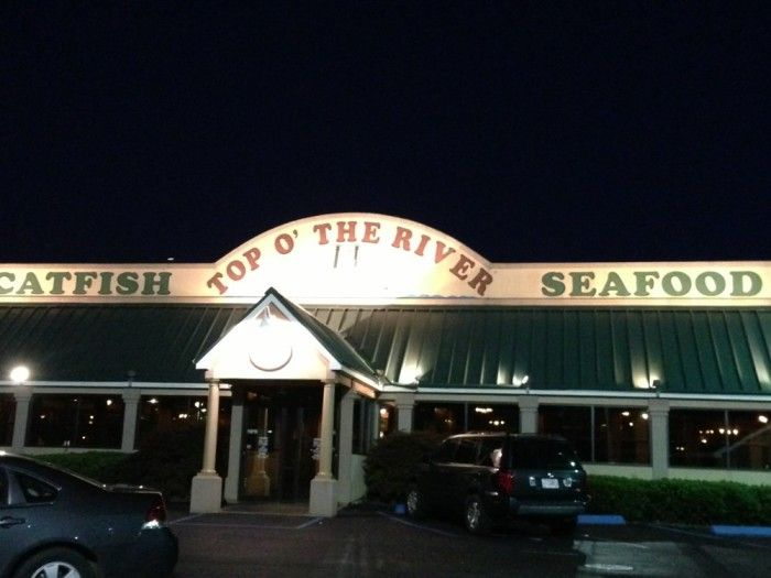 Top O The River Gadsden Al 10 Best Seafood Restaurants In Alabama