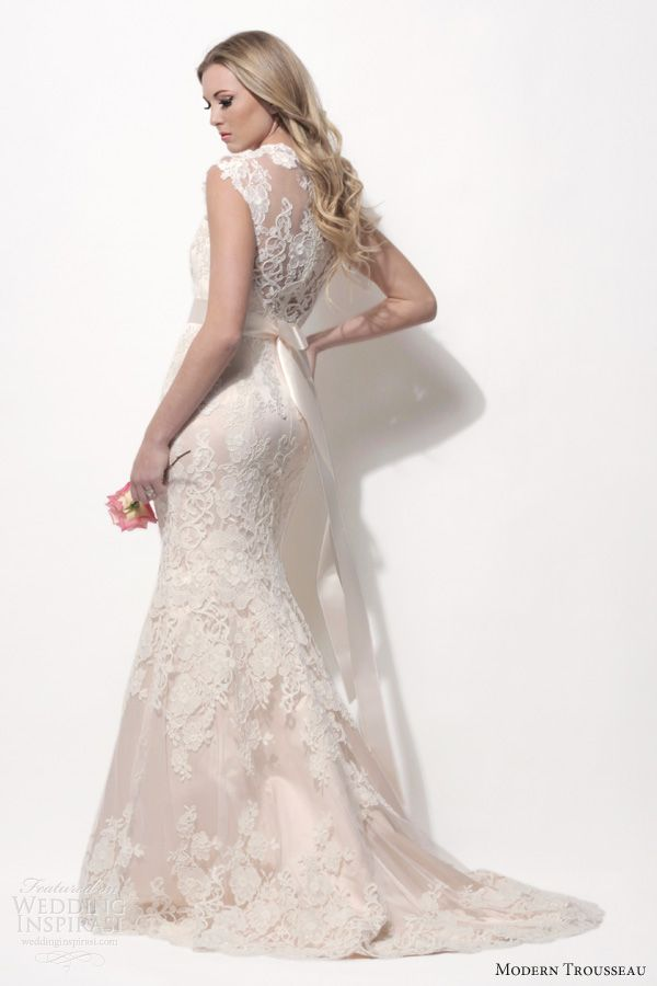 Modern Trousseau Spring 2014 Wedding Dresses | Wedding, Yes to the ...
