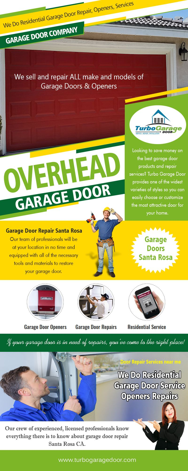 Overhead Garage Door In Santa Rosa For An Excellent Repair Which You Can Expect Overhead Garage Door Door Repair Garage Door Repair Service