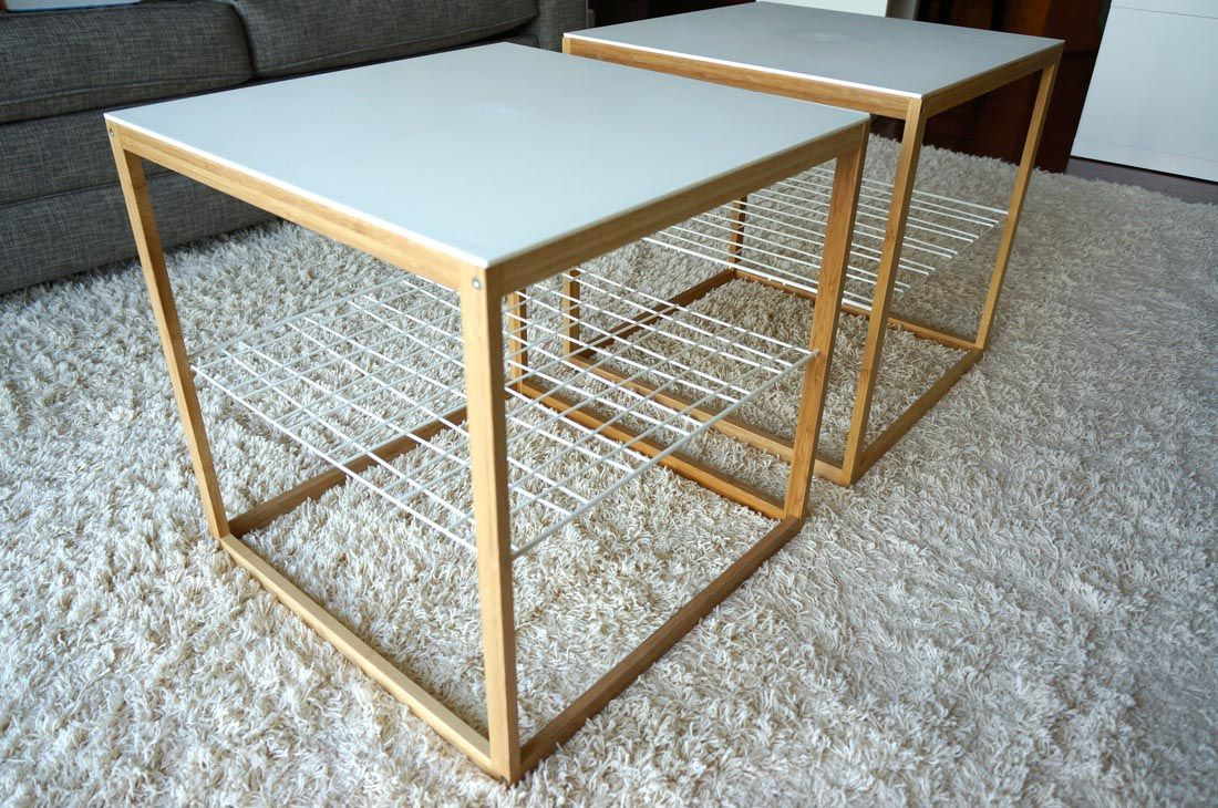 Bamboo Coffee Table IKEA Coffee Tables Pinterest Coffee Ikea