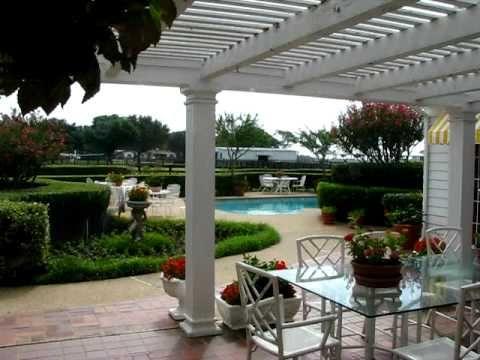 Inside the dallas mansion southfork ranch texas for Southfork house plan