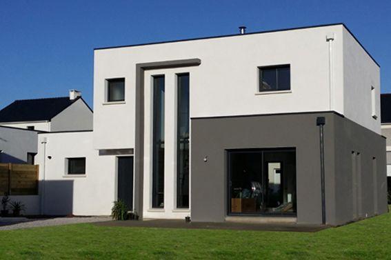 construction maison depreux construction r alisations de maisons sur mesure pinterest sur. Black Bedroom Furniture Sets. Home Design Ideas