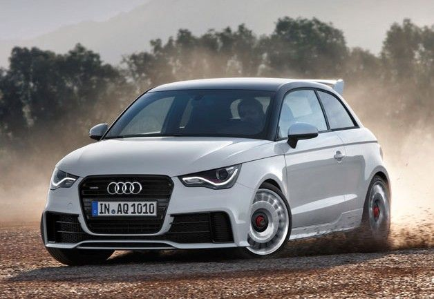 The Audi A1 Quattro Only 333 To Be Produced Of Course I Want