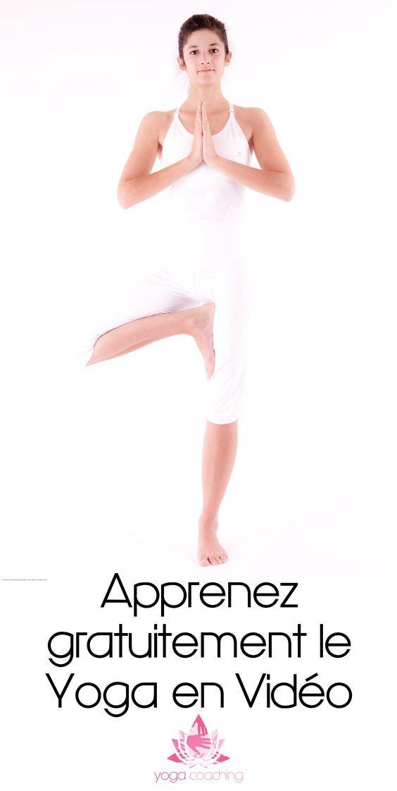 Cours de Yoga pour débutants en ligne sur YouTube
