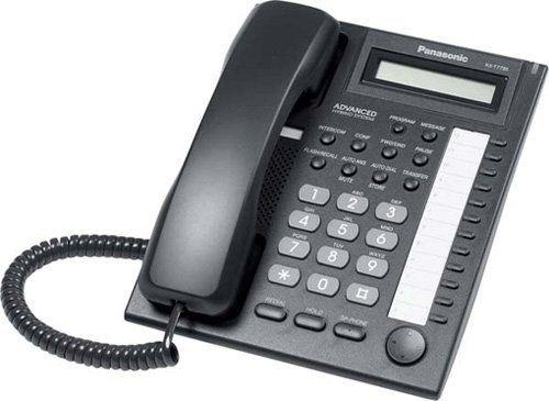 Panasonic Kx T7730 Telephone Black By Panasonic 83 00 Mute Hold Flash Auto Answer Auto Redial Conference Message Waiting Ke Phone Telephone Telephones