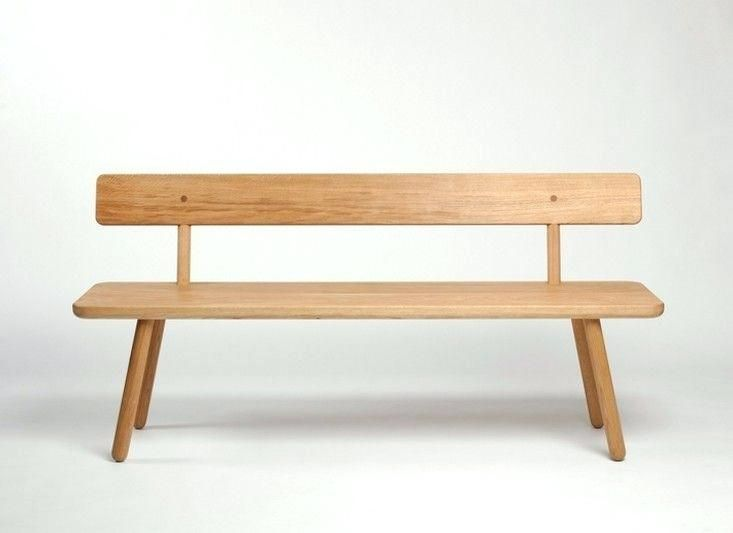 Dining Bench Seat With Back Uk Upholstered Bench Seating With Back  Australia Boston Whaler Bench Seat With Backrest 10 Easy Pieces Modern  Wooden Benches ...