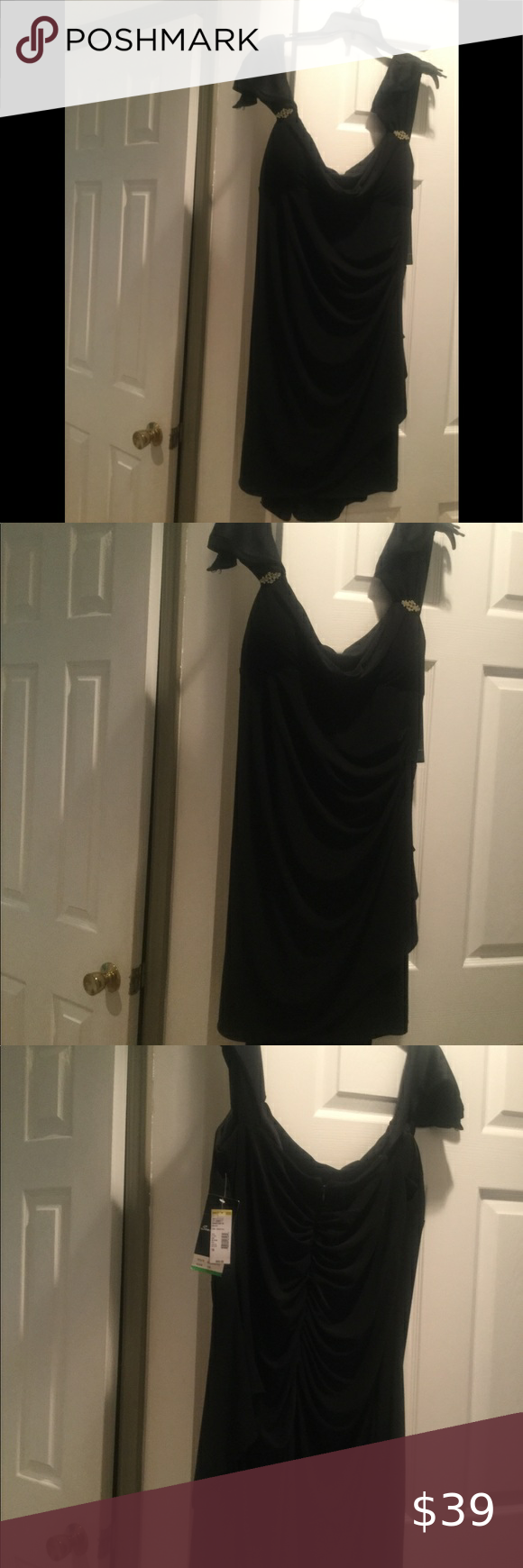 Black Dress In 2020 Black Dress Dresses Black [ 1740 x 580 Pixel ]