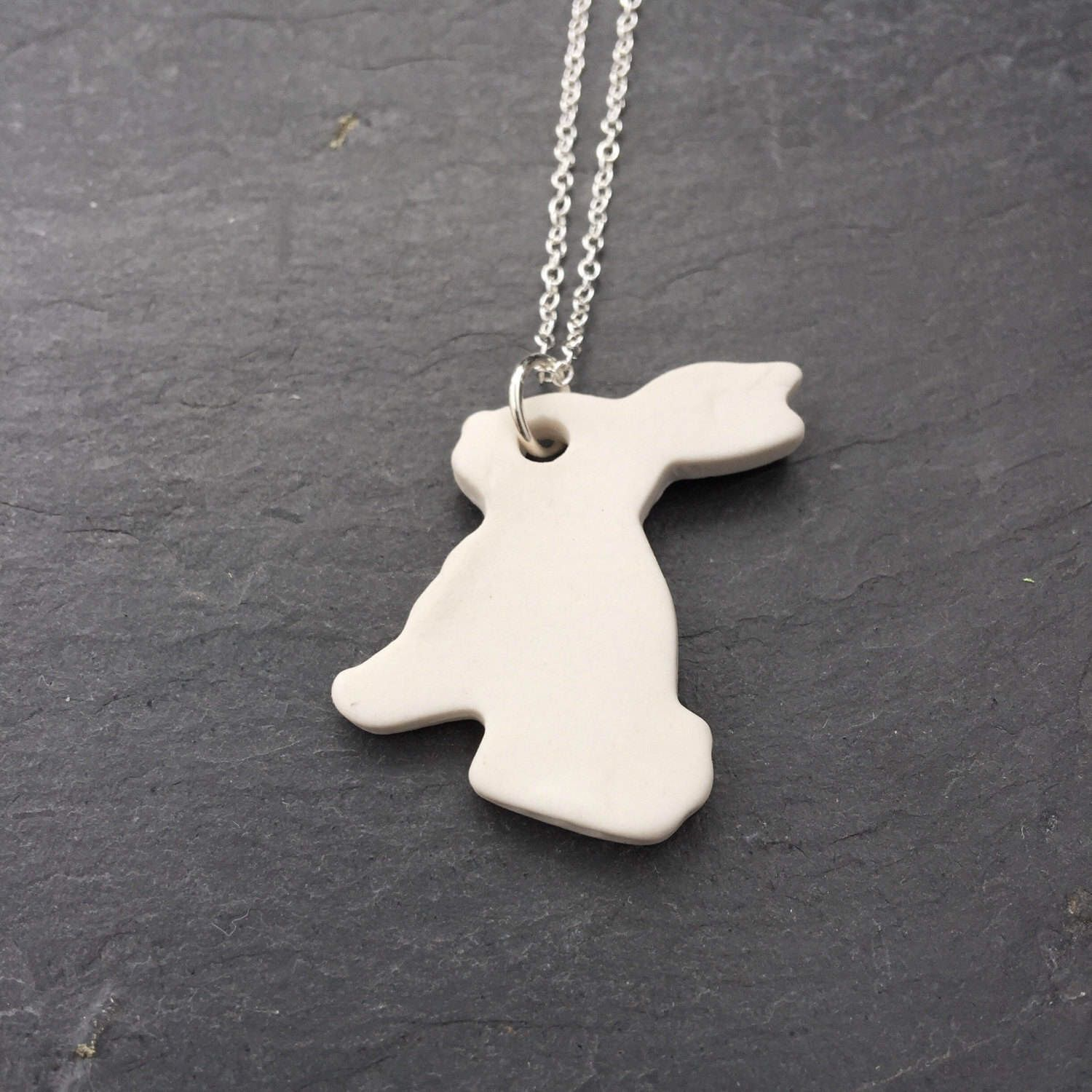 A personal favourite from my Etsy shop https://www.etsy.com/uk/listing/502336212/handcrafted-pure-porcelain-rabbit