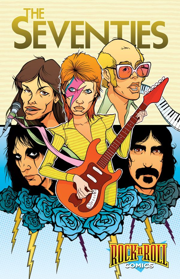 Awesome 70's art