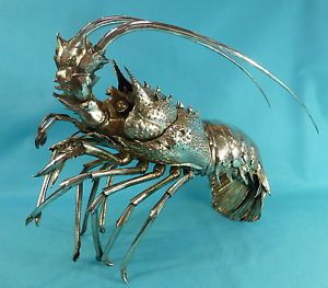 Rare sterling lobster