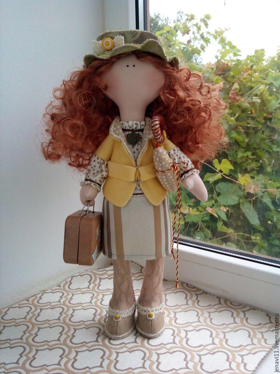 Купить Кукла ручной работы - кукла ручной работы, кукла в подарок, кукла…