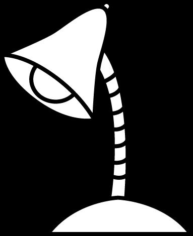 Black And White Desk Lamp Objects Nesneler Pinterest