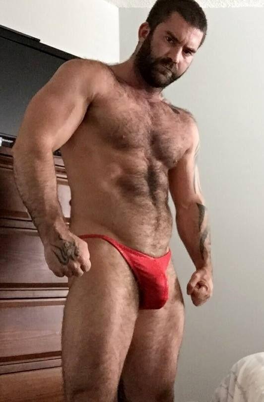 Hairy thong pics