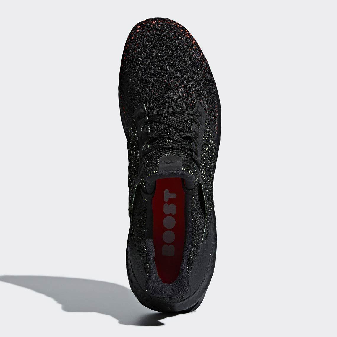 b7e16dba349e6 adidas Ultra Boost Clima Solar Red Release Info AQ0482