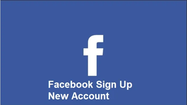 Facebook Sign Up New Account Facebook New Account Open Sign Up Using Facebook App Facebook Sign Up Online Social Networks Account Facebook