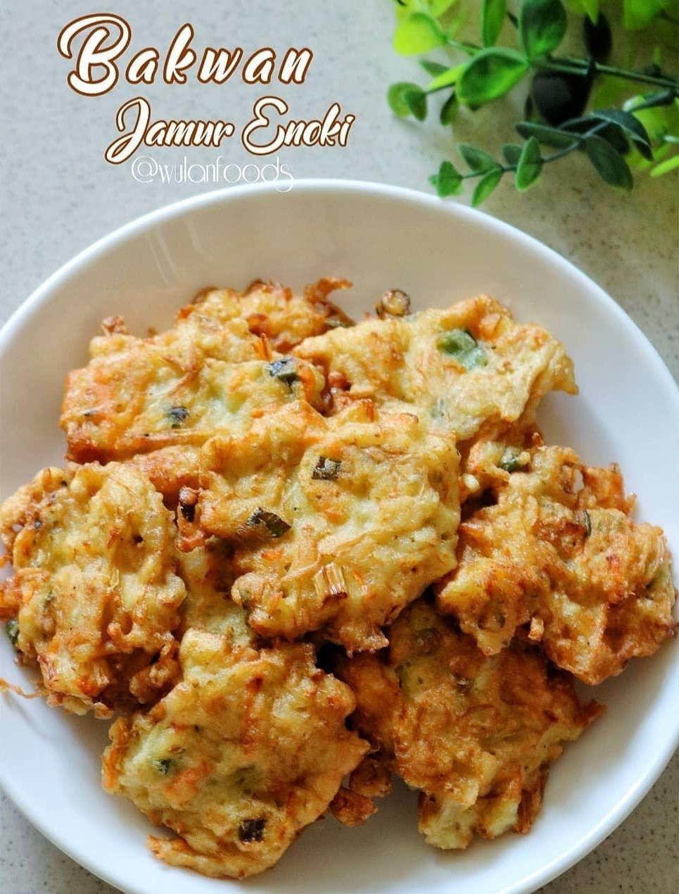 Resep Jamur Enoki Instagram Di 2020 Resep Masakan Resep Makanan Dan Minuman